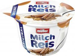 M�ller Milchreis Original Zimt  (200 g) - 4025500021146