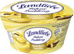 Landliebe Sahnepudding Vanille  (150 g) - 4040600015406