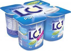 Nestlé LC 1 Joghurt Pur  (4 x 125 g) - 3023290631072