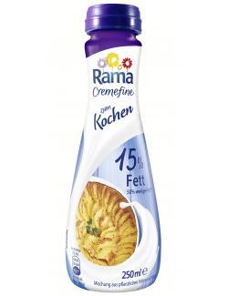 Rama Cremefine zum Kochen 15%  (250 ml) - 4000400122773