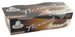Solo Italia Tiramisu con Mascarpone  (2 x 80 g) - 8012901073115