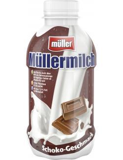 Müllermilch Schoko  (400 ml) - 42114321
