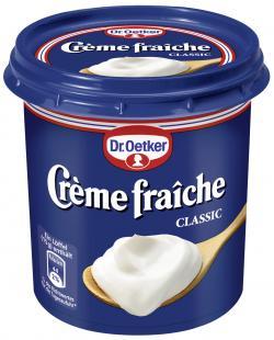 Dr. Oetker Crème fraîche classic  (150 g) - 4000521579005