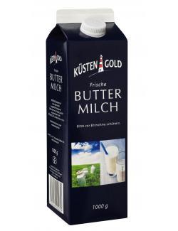 Küstengold Frische Buttermilch  (1 kg) - 4000436111390