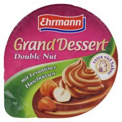 Ehrmann Grand Dessert Double Nut  (200 g) - 4002971228601