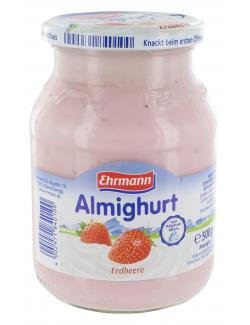 Ehrmann Almighurt Erdbeere  (500 g) - 4002971840100