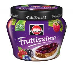 Schwartau Fruttissima Waldfrucht  (250 g) - 4011800260514