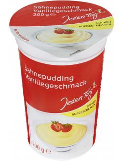 Jeden Tag Sahnepudding Vanille  (200 g) - 4306180078577