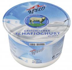 Greco Griechischer Schafjoghurt 6%  (200 g) - 5202258025551