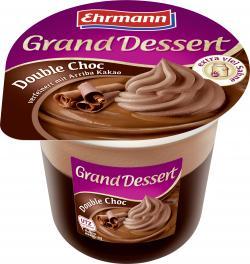 Ehrmann Grand Dessert Double Choc  (200 g) - 4002971234602