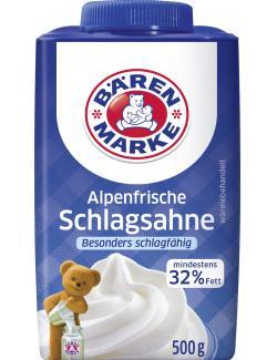 Bärenmarke Die Alpenfrische Schlagsahne  (500 ml) - 4005500230724