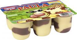 Dr. Oetker Paula Minis Pudding Vanillegeschmack mit Schoko-Flecken  (6 x 50 g) - 4023600006377