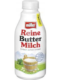 M�ller Reine Buttermilch 1%  (500 g) - 4025500163082