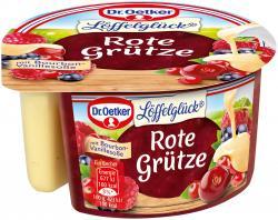 Dr. Oetker Rote Gr�tze mit Vanillesauce  (160 g) - 4000521586102