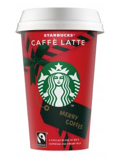 Starbucks Caffè Latte  (220 ml) - 5760466920537