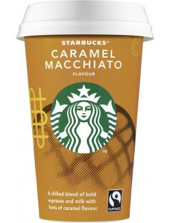 Starbucks Discoveries Caramel Macchiato  (220 ml) - 5760466920490
