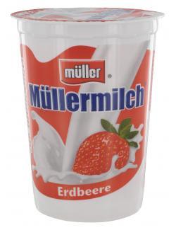 M�llermilch Erdbeere  (500 ml) - 40255927