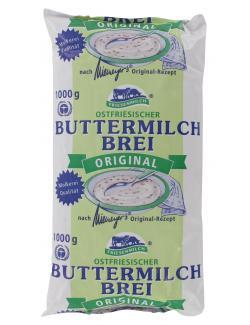 Friesenmilch Buttermilchbrei Original  (1 kg) - 4001724951704