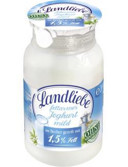 Landliebe Fettarmer Joghurt mild 1,5%  (200 g) - 4040600990345
