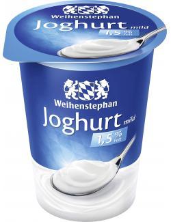 Weihenstephan Frischer Joghurt 1,5%  (500 g) - 4008452031067