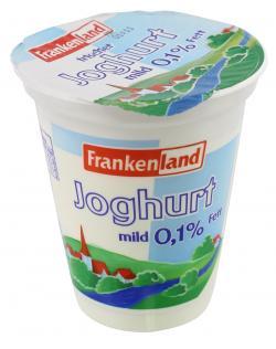Frankenland Frischer Joghurt mild 0,1%  (150 g) - 40409719
