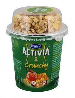 Danone Activia Crunchy Honig Nuss 1004639