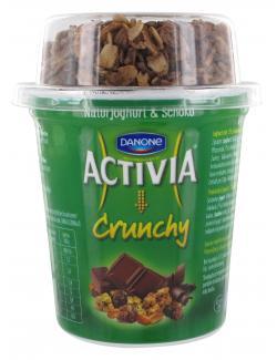Danone Activia Crunchy Schoko 0,52 EUR/100 g 1004640