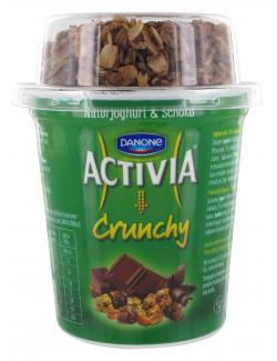Danone Activia Crunchy Schoko 1004640