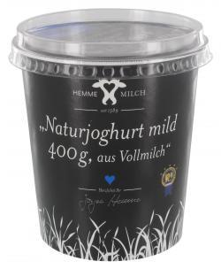 Hemme Milch Naturjoghurt mild  (400 g) - 4260046690948