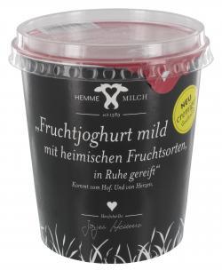 Hemme Milch Fruchtjoghurt mild Kirsche  (400 g) - 4260046691488