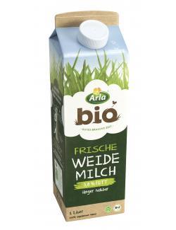 Arla Frische Bio Weidemilch 3,8%  (1 l) - 4016241015228