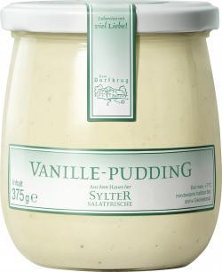 Zum Dorfkrug Sylter Vanillepudding  (375 g) - 4260054653621
