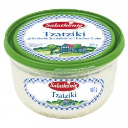 Salatkönig Tzatziki  (500 g) - 4045800767315