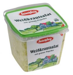 Salatk�nig Wei�krautsalat  (1 kg) - 4006034130078