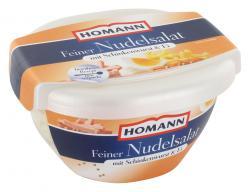 Homann Nudelsalat Schinkenwurst & Ei  (400 g) - 4030800120543