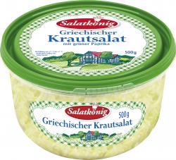 Salatk�nig Griechischer Krautsalat  (500 g) - 4045800761962