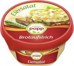 Popp Brotaufstrich Eiersalat  (150 g) - 4045800402261