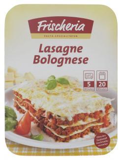 Frischeria Lasagne Bolognese  (400 g) - 4006639134204