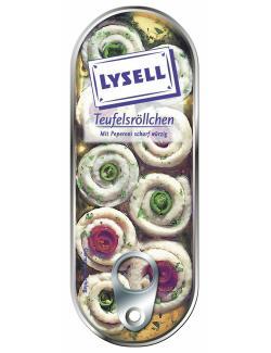 Lysell Teufelsr�llchen mit Peperoni  (125 g) - 4044491054490