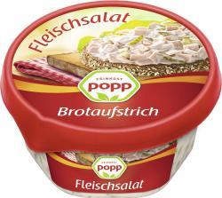 Popp Brotaufstrich Fleischsalat  (150 g) - 4045800213263
