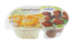 Kühlmann Salatpause Kartoffelsalat & Mini-Fleischbällchen  (300 g) - 4002268095923