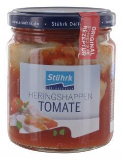 St�hrk Heringshappen Tomate  (250 g) - 4101720681213