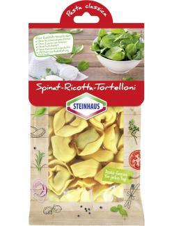 Steinhaus Spinat-Ricotta Tortelloni  (500 g) - 4009337842839