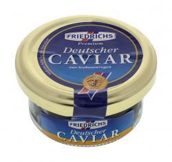 Friedrichs Premium Deutscher Caviar aus Seehasenrogen  (50 g) - 40636108