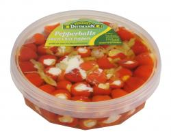 Feinkost Dittmann Pepperballs Sweet Chili Peppers  (1 kg) - 4002239936507