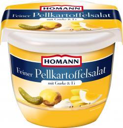 Homann Pellkartoffelsalat Ei & Gurken  (800 g) - 4030800007011