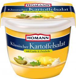 Homann Klassischer Kartoffelsalat Gurken & Zwiebeln  (800 g) - 4030800007035
