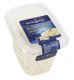 Küstengold Pellkartoffelsalat mit Ei und Gurke  (400 g) - 40458717327