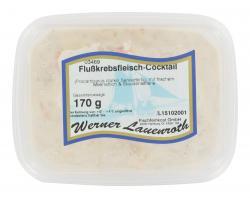 Werner Lauenroth Flu�krebsfleisch-Cocktail  (170 g) - 4011420034694