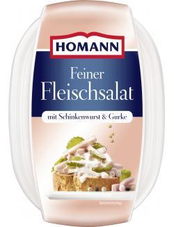 Homann Delikatess Feiner Fleischsalat  (150 g) - 4030800021802